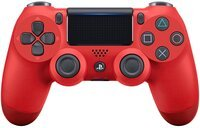 Беспроводной геймпад Dualshock 4 V2 Red для PS4 (9894353)