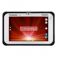 "Планшет Panasonic TOUGHPAD FZ-B2 7"" LTE 2/32Gb Black/Silver"