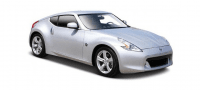 Автомодель MAISTO 1:24 Nissan 370Z 2009 (31200 silver)