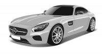 Автомодель MAISTO 1:18 Mercedes-Benz AMG GT (36204 silver)