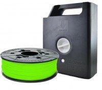 Картридж с нитью XYZprinting 1.75мм/0.6кг PLA(NFC) Filament Неон-зелен