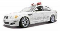 Автомодель MAISTO 1:18 BMW M5 Safety Car (36144 white)