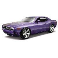 Автомодель MAISTO 1:18 Dodge Challenger Concept 2006 (36138 met. purple)