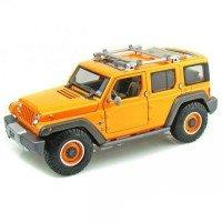 Автомодель MAISTO 1:18 Jeep Rescue Concept (36699 met. orange)