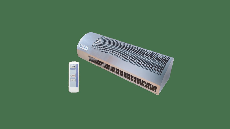 Повітряна теплова завіса Neoclima INTELLECT E 10 XL (6 KW) фото