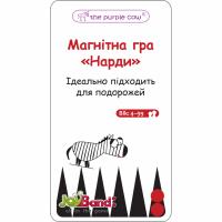 """Настольная магнитная игра JoyBand """"Нарды"""" (025)"""
