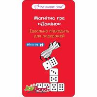 """Настольная магнитная игра JoyBand """"Домино"""" (353)"""