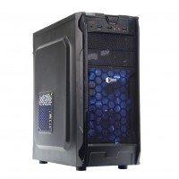 Корпус ПК QUBE QB30A 600W APFC (QB30A_MB6U3)