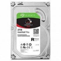 "Жесткий диск внутренний SEAGATE 3.5"" SATAIII IronWolf Pro HDD 2TB 7200rpm 128MB (ST2000NE0025)"