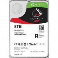"Жесткий диск внутренний SEAGATE 3.5"" SATAIII IronWolf Pro HDD 8TB 7200rpm 256MB (ST8000NE0004)"