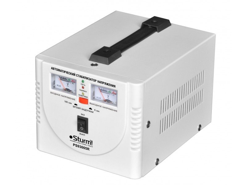 Стабілізатор напруги Sturm PS930051R фото1