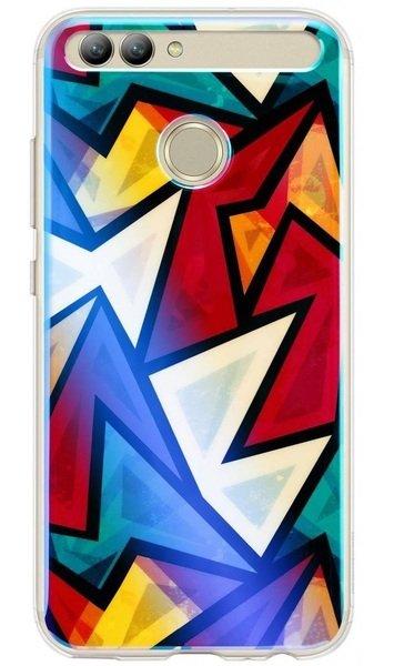 Чехол для HuaweiNova 2 Multi-color TPU Case vigour от MOYO