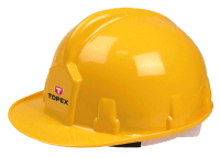 Каска защитная TOPEX 82S200 желтая