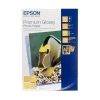 Бумага Epson Premium Glossy Photo Paper, 20л. (C13S041706)