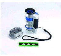 Карманный микроскоп Edu-Toys с 20- или 40-кратным увеличением (MS078)