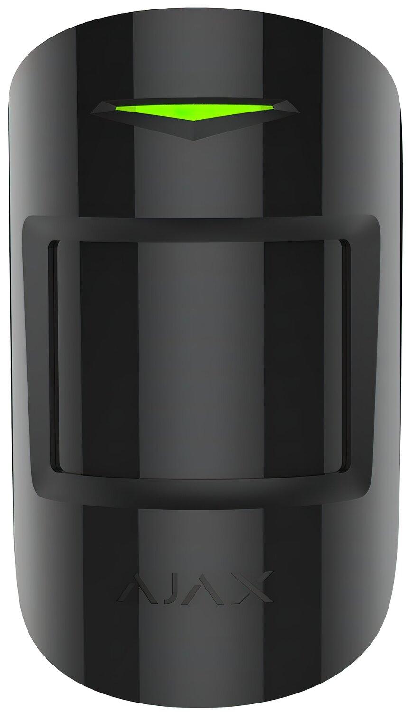 Беспроводной датчик движения Ajax MotionProtect Plus EU черный фото