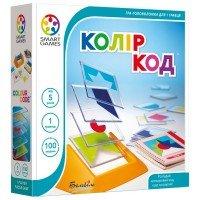 Настольная игра Smart Games Цвет код (SG 090 UKR)