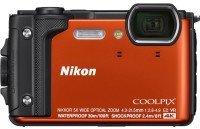 Фотоаппарат NIKON Coolpix W300 Orange (VQA071E1)