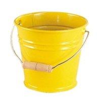 Ведро металлическое nic желтое (NIC535057)