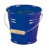 Ведро металлическое nic синее (NIC535056)
