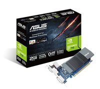 Відеокарта ASUS GeForce GT710 2GB DDR5 Silent (GT710-SL-2GD5-BRK)