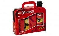"""Ланч набор """"Лего Ниндзяго"""" (ланч-бокс с питьевой бутылкой(40591733)"""