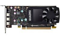 Видеокарта HP NVIDIA Quadro P400 2GB GDDR5 Graphics (1ME43AA)