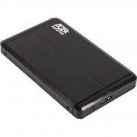 """Внешний карман AGESTAR 2.5"""", USB3.0 black"""