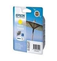 Картридж струйный EPSON StC84/C86,CX6400/6600 yellow (C13T04444010)