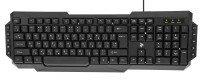Клавиатура 2E KM 106 USB Black (2E-KM106UB)