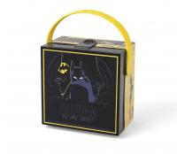 """Ланч-бокс """"Лего Бетмен"""" с ручкой объем - 3.1л(40511735)"""
