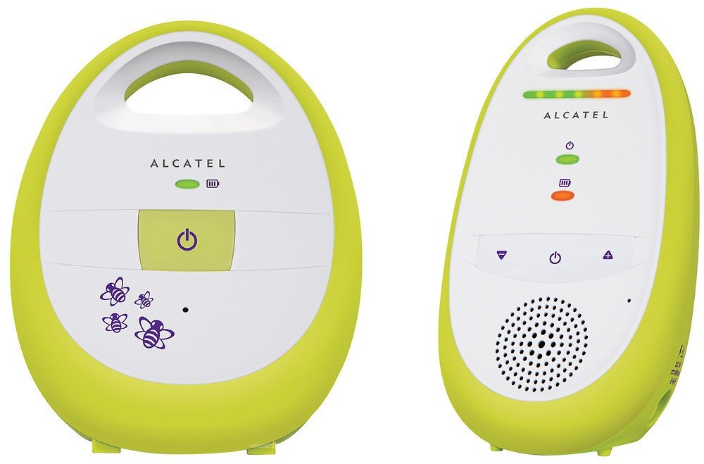 Радионяня Alcatel Baby Link 100 RU (ALT1411591) фото 1