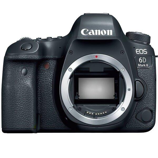 Фотоаппарат CANON EOS 6D Mark II Body (1897C031)