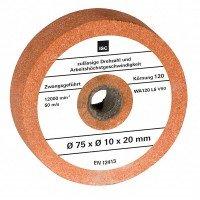 Шлифовальный диск Einhell для точила 75x10x20мм G120 (4412625)