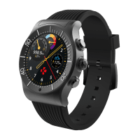 Смарт-часы MyKronoz ZeSport black/black