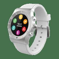 Смарт-часы MyKronoz ZeSport silver/white