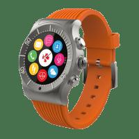 Смарт-часы MyKronoz ZeSport titanium/orange