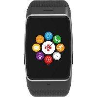 Смарт-часы MyKronoz ZeWatch4 HR black/black
