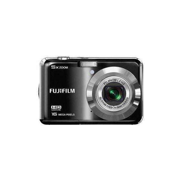 ≡ Фотоапарат FUJIFILM FinePix AX550 blaсk (16237980) – купити в ... 91f74fd29ca53