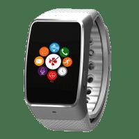 Смарт-часы MyKronoz ZeWatch4HR silver/white