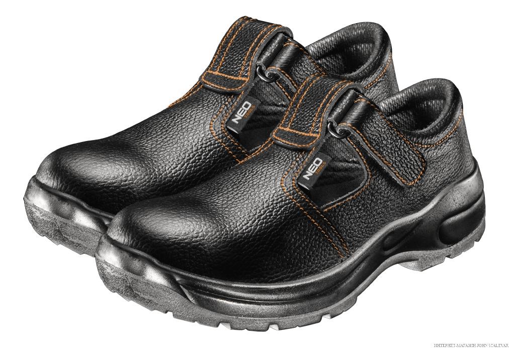 ≡ Сандалии рабочие кожаные NEO S1 SRA размер 42 (82-073) – купить в ... 850d52cc3dcc0