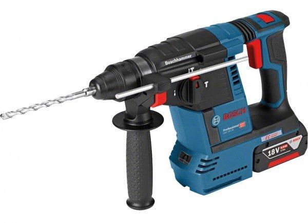 Купить Аккумуляторный перфоратор Bosch GBH 18V-26 (без аккумулятора и зарядного устройства)
