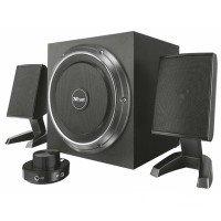 Акустична система TRUST 2.1 Vesta Subwoofer Speaker Set Black (20938)
