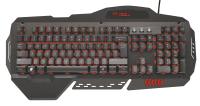 Игровая клавиатура Trust GXT 850 USB Black (20999)