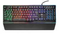 Игровая клавиатура Trust GXT 860 THURA USB Black (21839_TRUST)