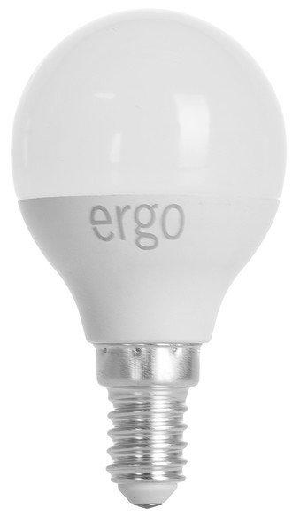 Светодиодная лампа ERGO Basic G45 E14 6W 220V 4100K (LBCG45E146ANFN) фото 1