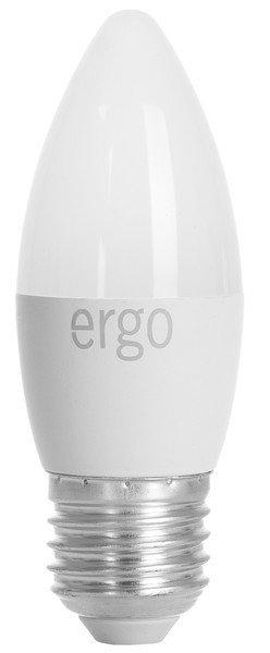 Светодиодная лампа ERGO Basic C37 E27 6W 220V 4100K (LBCC37E276ANFN) фото 1