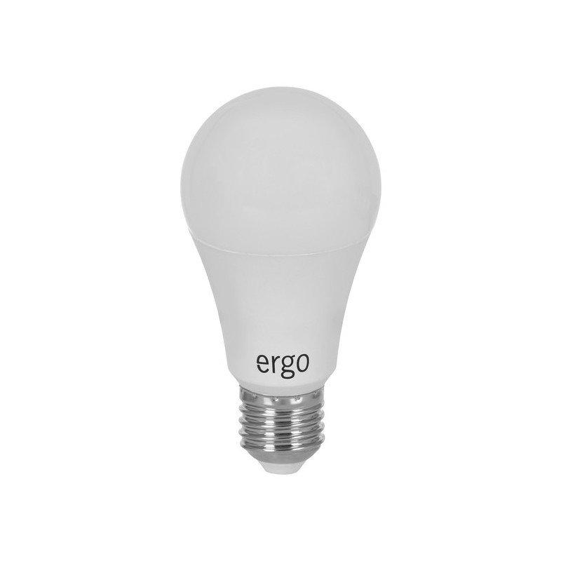 Светодиодная лампа ERGO Standard A60 E27 15W 220V 3000K (LSTA60E2715AWFN) фото 1