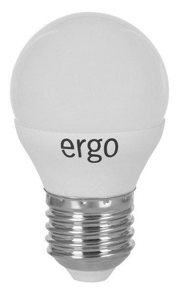 Светодиодная лампа ERGO Standard G45 E27 5W 220V 4100K (LSTG45E275ANFN) фото 1