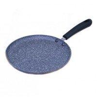 Сковорода для блинов Fissman GREY STONE 23 см AL-4976.23